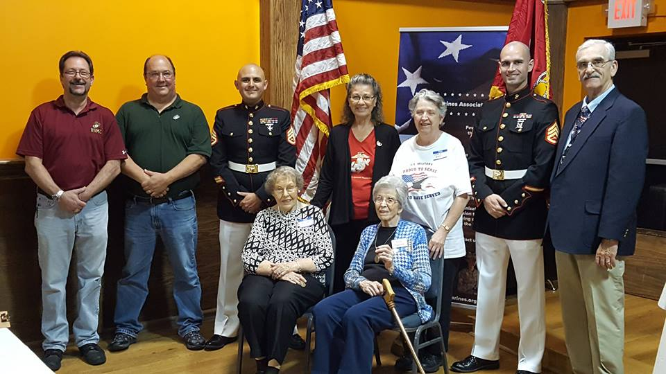 Birch Hill Retirement Community resident receives Victory Medal Manchester NH New Hampshire